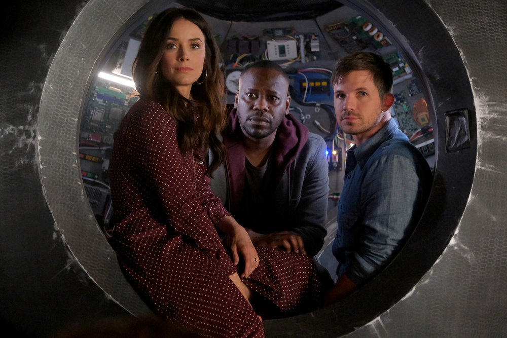 TV Recap: Timeless – That's Everyone's History …